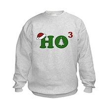 Ho Cubed Merry Christmas Sweatshirt