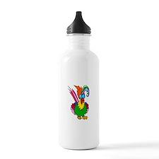 parrot Water Bottle