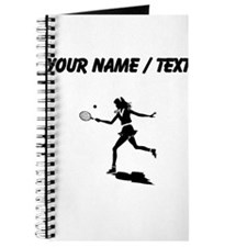 Custom Tennis Player Journal