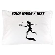 Custom Tennis Player Pillow Case