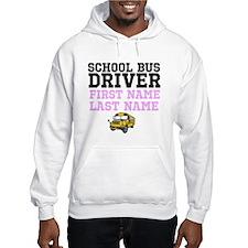 School Bus Driver Hoodie