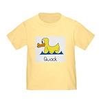 Little Duck Toddler T-Shirt