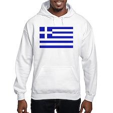 Greek Flag Hoodie