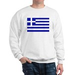Greek Flag Sweatshirt