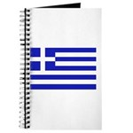 Greek Flag Journal