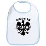 Made In Poland Bib