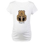Huggable Bear Maternity T-Shirt