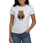 Huggable Bear Women's T-Shirt
