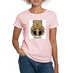 Huggable Bear Women's Light T-Shirt