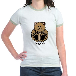 Huggable Bear Jr. Ringer T-Shirt