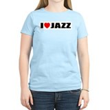 I Love Jazz T-Shirt