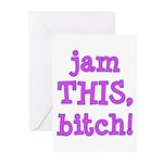 Jam This Greeting Cards (Pk of 10)