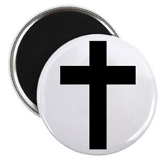 "Christian Cross 2.25"" Magnet (10 pack)"