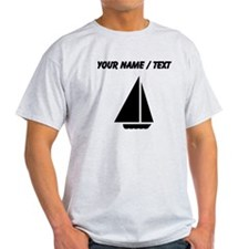 Custom Sail Boat T-Shirt