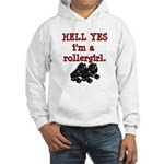 Hell Yes Hooded Sweatshirt