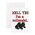 Hell Yes Greeting Cards (Pk of 10)
