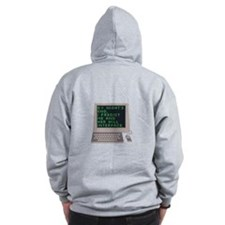 Sixteen Candles Interface Zip Hoodie