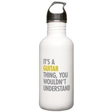 Its A Guitar Thing Water Bottle