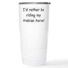 Cute Horseback Thermos Mug