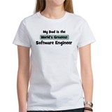 Worlds Greatest Software Engi Tee