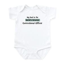 Worlds Greatest Correctional  Infant Bodysuit