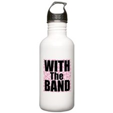 With the Band Water Bottle