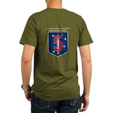 5th Msorb Od Green T-Shirt