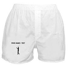Custom Golfer Boxer Shorts