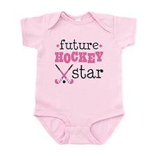 Future Field Hockey Star Infant Bodysuit