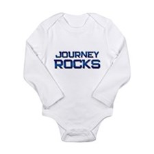 Cute Journey Long Sleeve Infant Bodysuit