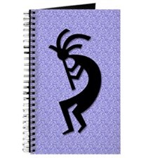 Blue Kokopelli Gift Journal