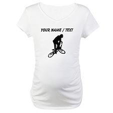 Custom BMX Biker Silhouette Shirt