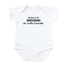 Worlds Greatest Air Traffic C Infant Bodysuit