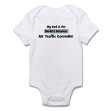 Worlds Greatest Air Traffic C Onesie