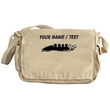 Custom Bobsledding Messenger Bag