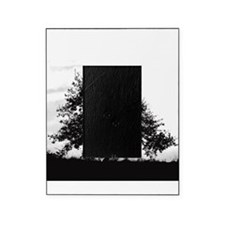 Tree Silhouette Picture Frame