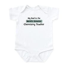 Worlds Greatest Chemistry Tea Infant Bodysuit