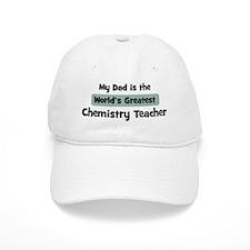Worlds Greatest Chemistry Tea Baseball Cap
