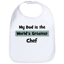 Worlds Greatest Chef Bib