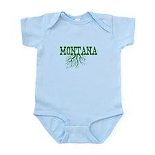 Montana Roots Onesie