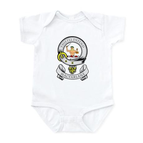 MACFARLANE Coat of Arms Infant Bodysuit