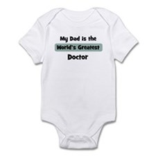 Worlds Greatest Doctor Onesie