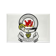 MACDUFF Coat of Arms Rectangle Magnet