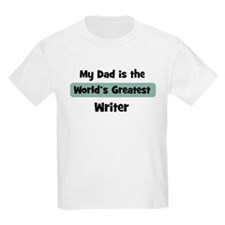 Worlds Greatest Writer T-Shirt