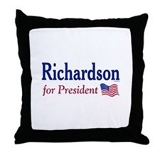 Bill Richardson for President 2008 Election Throw