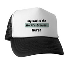 Worlds Greatest Nurse Trucker Hat