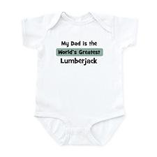 Worlds Greatest Lumberjack Onesie