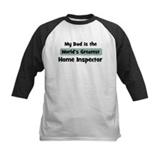 Worlds Greatest Home Inspecto Tee