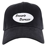 Cool Sword dance Baseball Hat