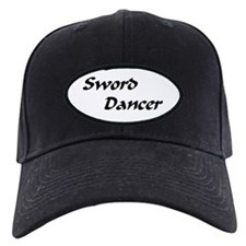 Cute Belly dancer sword Baseball Hat